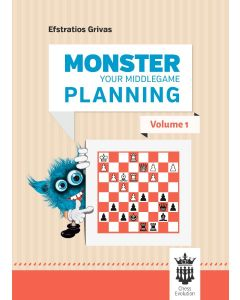 Monster Your Middlegame Planning Volume 1 & 2: Save 10%  on Two Volumes Combined