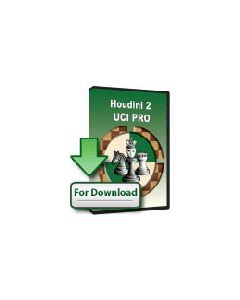 Houdini  2 UCI  Pro (Download): The World's Strongest Chess Program