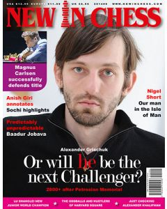 New In Chess 2014/8: The Club Player's Magazine