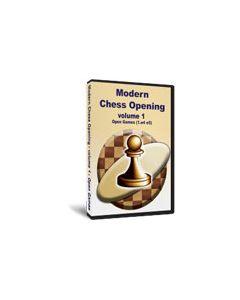 Modern Chess Opening vol. 1 (Download): Open Games (1.e4 e5)