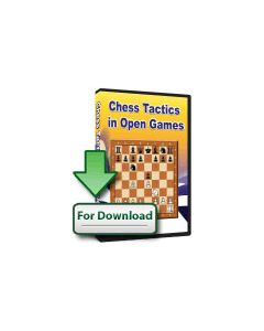 Chess Tactics in Open Games (Download): Two Knight's Defence, Italian Game, Evans Gambit