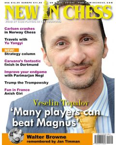 New In Chess 2015/5: The Club Player's Magazine