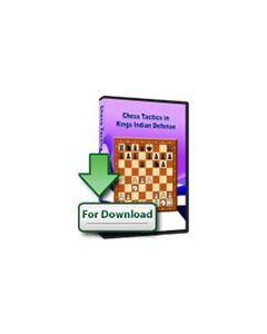 Chess Tactics in the King's Indian Defense (Download): Featuring 184 examples and 437 New Exercises to Solve