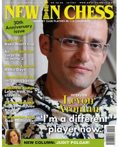New In Chess 2015/7: The Club Player's Magazine