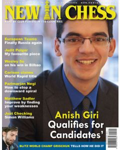 New In Chess 2015/8: The Club Player's Magazine