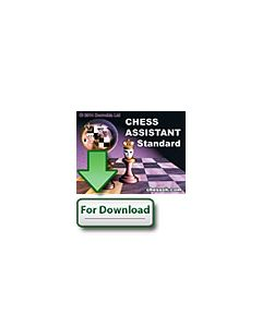 Chess Assistant Standard (Download): New databases 6 mln. games + Chess Openings Encyclopedia 2014
