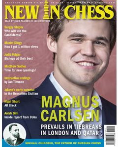 New In Chess 2016/1: The Club Player's Magazine