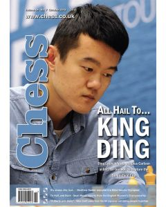 Chess Magazine October 2019: All Hail to... King Ding