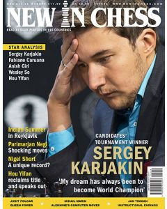 New In Chess 2016/3: The Club Player's Magazine
