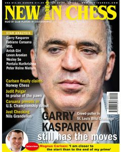 New In Chess 2016/4: The Club Player's Magazine