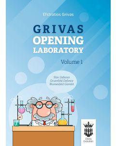 Grivas Opening Laboratory - Volume 1: Slav Defence, Gruenfeld Defence and Blumenfeld Gambit