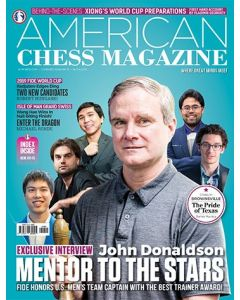 American Chess Magazine no. 14-15: Mentor to the Stars
