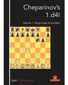 Cheparinov's 1. d4! Volume 1: King's Indian and Grünfeld