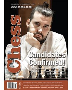Chess Magazine February 2020: Candidates Confirmed!