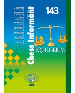 Chess Informant 143 (Book + CD): Equilibrium