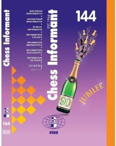 Chess Informant 144 (Book + CD): Equilibrium