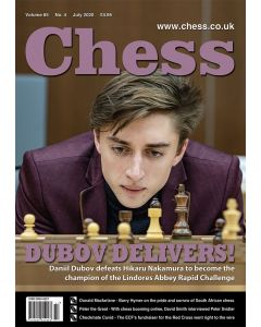 Chess Magazine July 2020: Dubov Delivers