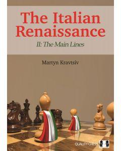 The Italian Renaissance - 2 (Hardcover): The Main Lines