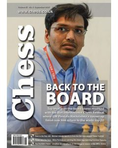 Chess Magazine September 2020: Back to the Board