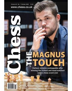 Chess Magazine October 2020: The Magnus Touch