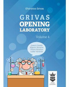 Grivas Opening Laboratory - Volume 4: Queen's Gambit, Ragozin Variation, Vienna Variation, Lasker Variation