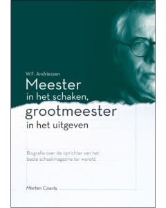 Meester in het schaken, Grootmeester in het uitgeven: Biografie over de Oprichter van het Beste Schaakmagazine ter Wereld
