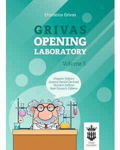 Grivas Opening Laboratory - Volume 5: Chigorin Defence, Queen's Gambit Declined, Tarrasch Defence, Semi-Tarrasch Defence