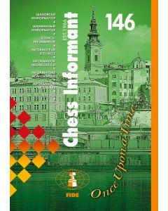 Chess Informant 146 (Book + CD): Harvest