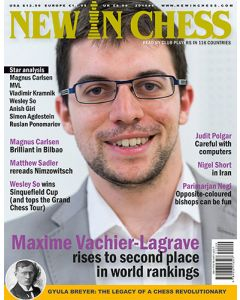 New In Chess 2016/6: The Club Player's Magazine