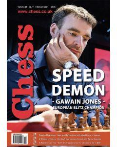 Chess Magazine February 2021: Speed Demon
