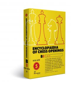 Encyclopaedia of Chess Openings BII: B 50-B 99