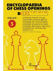 Encyclopaedia of Chess Openings BI: B 00-B 49