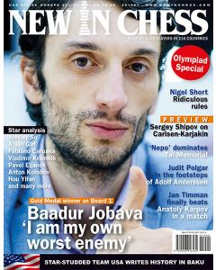 New In Chess 2016/7: The Club Player's Magazine