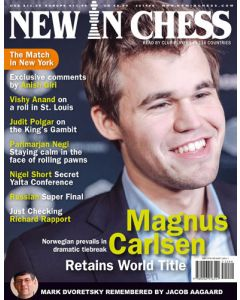 New In Chess 2016/8: The Club Player's Magazine