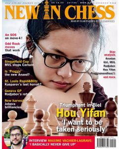New In Chess 2017/6: The Club Player's Magazine
