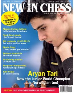 New In Chess 2017/8: The Club Player's Magazine