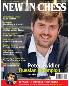 New In Chess 2018/1: The Club Player's Magazine