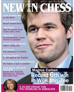 New In Chess 2018/2: The Club Player's Magazine