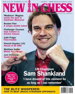 New In Chess 2018/4: The Club Player's Magazine