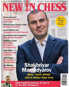 New In Chess 2018/6: The Club Player's Magazine