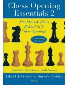 Chess Opening Essentials, Volume 2: 1.d4 d5 / 1.d4 various / Queen's Gambits