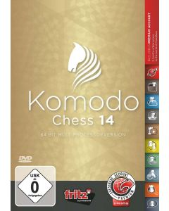 KOMODO CHESS 14: 64 bit Multiprocessor Version