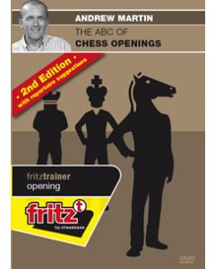 The ABC of Chess Openings: 2nd Edition, with Repertoire Suggestions