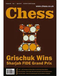 Chess Magazine - April 2017: Grischuk Wins Sharjah FIDE Grand Prix