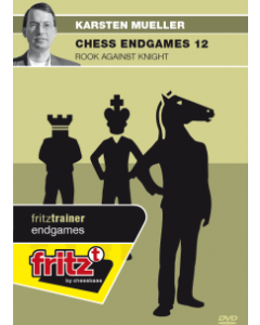 Chess Endgames 12: Rook versus Knight