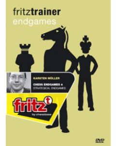 Chess Endgames 4: Strategical Endgames