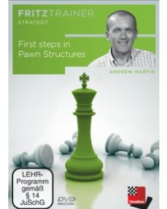 First Steps in Pawn Structures: FritzTrainer Strategy