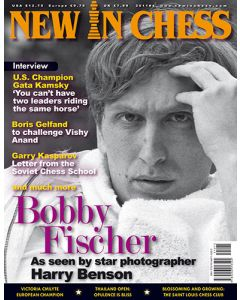 New In Chess 2011/4: The World's Premier Chess Magazine