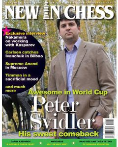 New In Chess 2011/7: The World's Premier Chess Magazine
