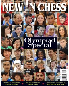 New In Chess 2012/7: Olympiad Special